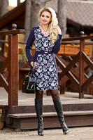 Осеннее платье женское(44-50р) ,доставка по Украине
