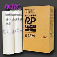 Мастер-пленка для ризографа RISO Riso (S-3379) RP/FR (200 кадров), формат А3