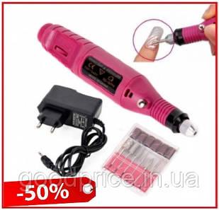 ФРЕЙЗЕР- ручка для ногтей Velvet Smoot, машинка аппарат для маникюра педикюра для снятия гель лака