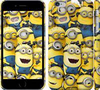 "Чехол на iPhone 6 Plus Миньоны 8 ""860c-48"""