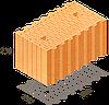 Керамический блок Теплокерам 38 (Керамейя)
