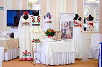 """Дизайн-студия Оксаны Полонец на """"Wedding fest 2013"""""""