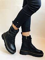 Женские ботинки Dr. Martens. Натуральная кожа.Высокое качество.  Р. 37-40.Vellena, фото 4