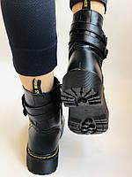 Женские ботинки Dr. Martens. Натуральная кожа.Высокое качество.  Р. 37-40.Vellena, фото 7