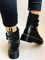 Женские ботинки Dr. Martens. Натуральная кожа.Высокое качество.  Р. 37-40.Vellena, фото 5
