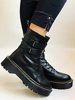 Женские ботинки Dr. Martens. Натуральная кожа.Высокое качество.  Р. 37-40.Vellena, фото 10