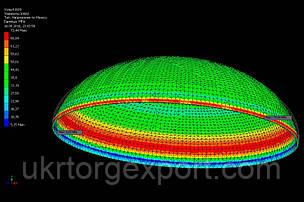 Еліптичні і торосферичні днища: особливості конструкції і виробництва, розрахунок днищ по напруженням