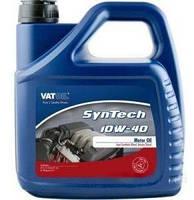 Масло 10w 40 полусинтетика VAT-Oil 10W-40 4L