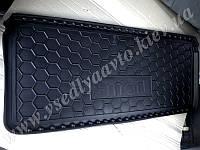 Коврик в багажник для SMART Fortwo 450 (AVTO-GUMM) полиуретан