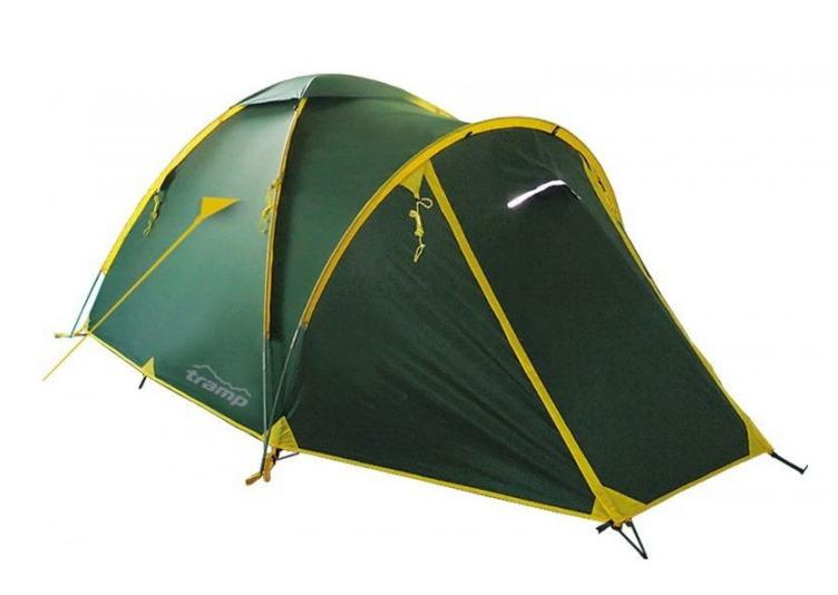 Трехместная палатка Tramp SPACE 3 (v2) TRT-059