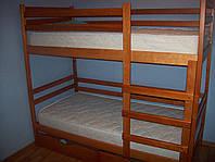"Ліжко дитяче двоярусне ""Кондор"""