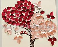 Дерево любви с птичками