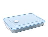 Контейнер пищевой для морозильной камеры с таймером 2,9 л (29,5x22,5x4,5 см), фото 2