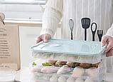 Контейнер пищевой для морозильной камеры с таймером 2,9 л (29,5x22,5x4,5 см), фото 6