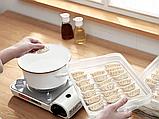 Контейнер пищевой для морозильной камеры с таймером 2,9 л (29,5x22,5x4,5 см), фото 3