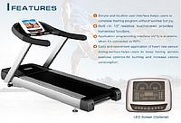 """Профессиональная электрическая беговая дорожка """"Luxon Pro LS T-700"""", фото 1"""