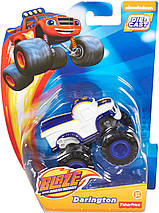 Fisher-Price Nickelodeon Вспыш і диво-машинки Сміливець Blaze & The Monster Machines, Darington, фото 2