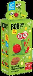 Конфеты натуральные фруктовые Bob Snail Eat & Play с игрушкой внутри (20 грамм)