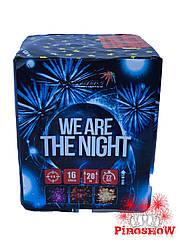 Фейерверк WE ARE THE NIGHT 16 выстрелов 20 калибр GP497/2 Maxsem