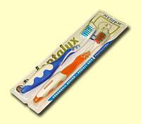Зубная щетка Dentalux medium professional 2 шт.