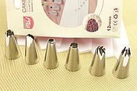 Кондитерский мешок с набором насадок для декорирования десертов