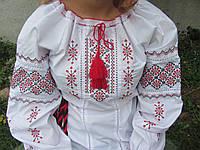 """Блуза вышитая """"Меланка"""" р-ры до 44"""