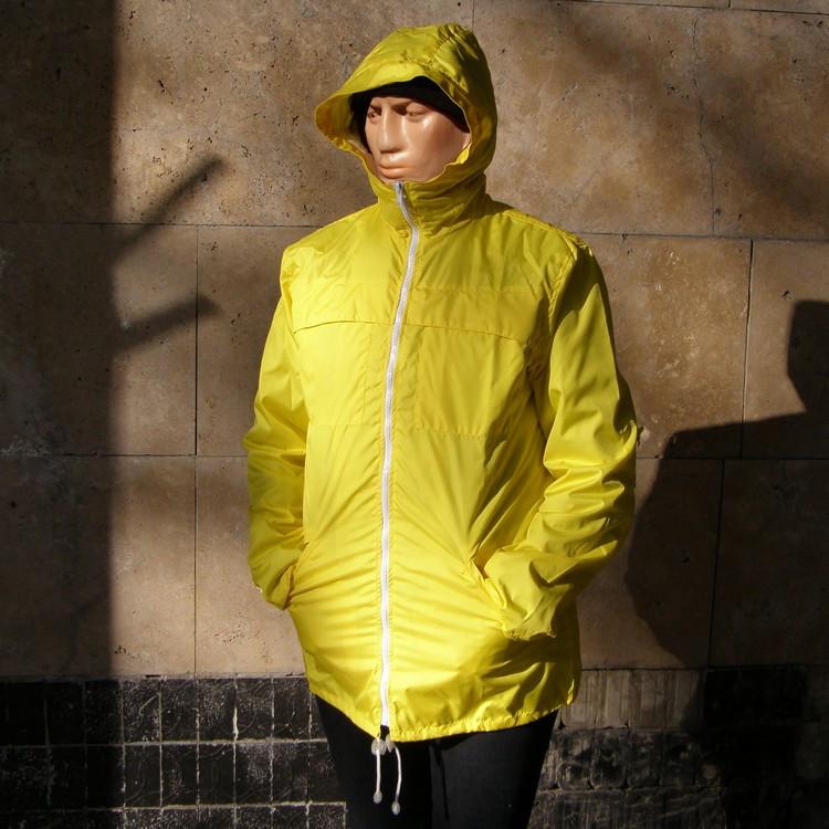 Вітровка жіноча жовта