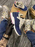 Мужские кроссовки Asics Gel Lyte 3 Blue, кроссовки асикс гель лайт 3, чоловічі кросівки Asics Gel Lyte III, фото 2