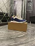Мужские кроссовки Asics Gel Lyte 3 Blue, кроссовки асикс гель лайт 3, чоловічі кросівки Asics Gel Lyte III, фото 7