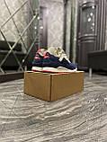 Мужские кроссовки Asics Gel Lyte 3 Blue, кроссовки асикс гель лайт 3, чоловічі кросівки Asics Gel Lyte III, фото 8