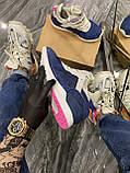 Мужские кроссовки Asics Gel Lyte 3 Blue, кроссовки асикс гель лайт 3, чоловічі кросівки Asics Gel Lyte III, фото 5