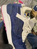 Мужские кроссовки Asics Gel Lyte 3 Blue, кроссовки асикс гель лайт 3, чоловічі кросівки Asics Gel Lyte III, фото 3