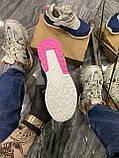 Мужские кроссовки Asics Gel Lyte 3 Blue, кроссовки асикс гель лайт 3, чоловічі кросівки Asics Gel Lyte III, фото 6