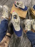 Мужские кроссовки Asics Gel Lyte 3 Blue, кроссовки асикс гель лайт 3, чоловічі кросівки Asics Gel Lyte III, фото 4