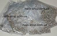 "Упаковка 1440 шт страз стеклянных ""Crystal"" (аналог swarovski) ss3 (1.3 mm)"