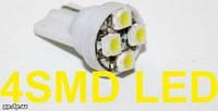 LED лампочка белая безцокольная подсветка T10 АВТО