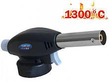 Пальник газовий з п'єзопідпалом туристична Flame Gun 915
