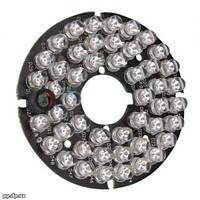 LED ИК подсветка 48 диодов с датчиком 60 градусов