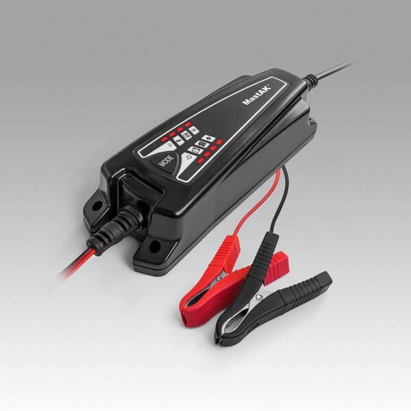 Зарядний пристрій  6-12V універсальний для WET, MF, AGM і GEL MastAK MW-C04