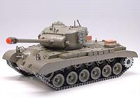 Танк Heng Long 1:30 M26 Pershing с инфракрасной пушкой, фото 1