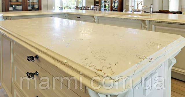 Столешница из мрамора Bianco Perlino_1