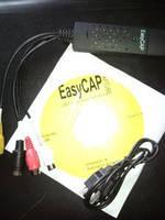 USB Оцифровка видео с касет VHS и др. запись с AV и S-VIDEO