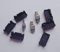 Micro USB штекер 8 пин ножек фото фотоаппаратов