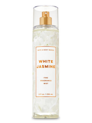 Мист для тела и волос White jasmine Bath and Body Works