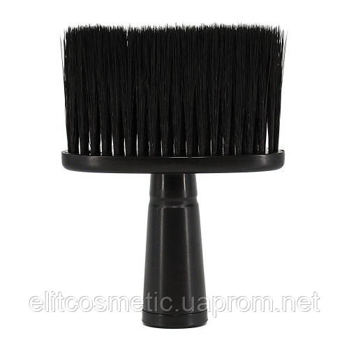 Сметка для волос черная (черная ручка)