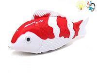 Рыбка батар,свет,муз,23.5x9x4.5cm (Рыбка  (арт. AL010-B3))