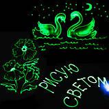 Набор для творчества планшет для рисования светом Рисуй Светом A3 (hub_CSfK39999), фото 3