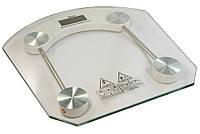 Весы ACS 2003B Квадратные, Прозрачные напольные весы, Весы для взвешивания, Весы для дома электронные! Акция