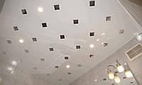 Потолки в санузел