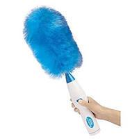 Электрическая щетка для удаления пыли Hurricane spin duster! Скидка